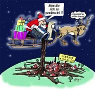 Dezember 2010 - der Wunschzettel